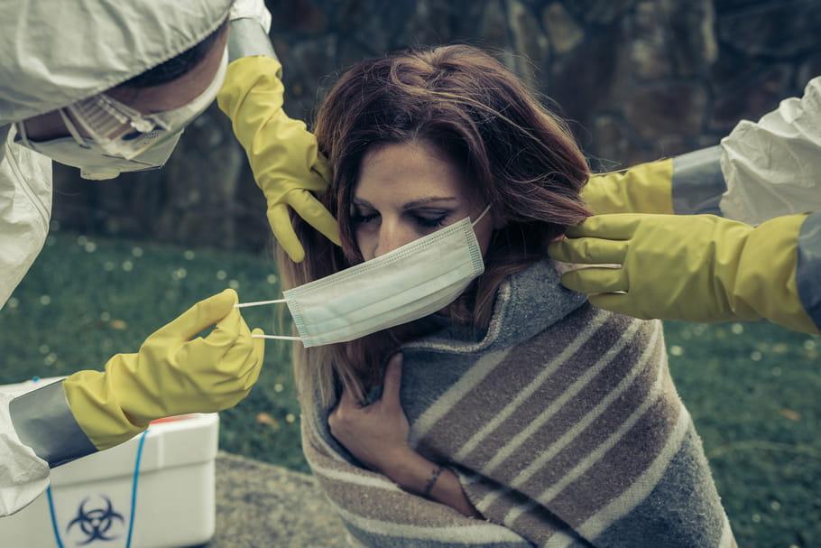 Victimes du coronavirus: qui meurt? Âge des décès en France
