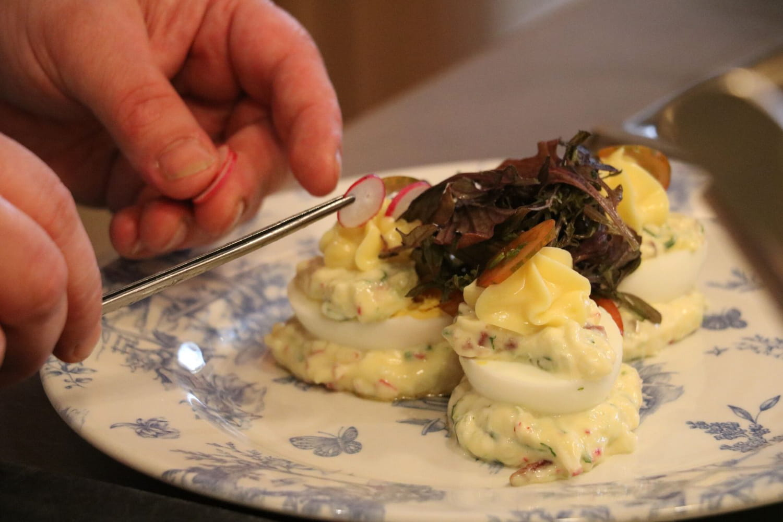 Comment faire un œuf mayonnaise inratable?