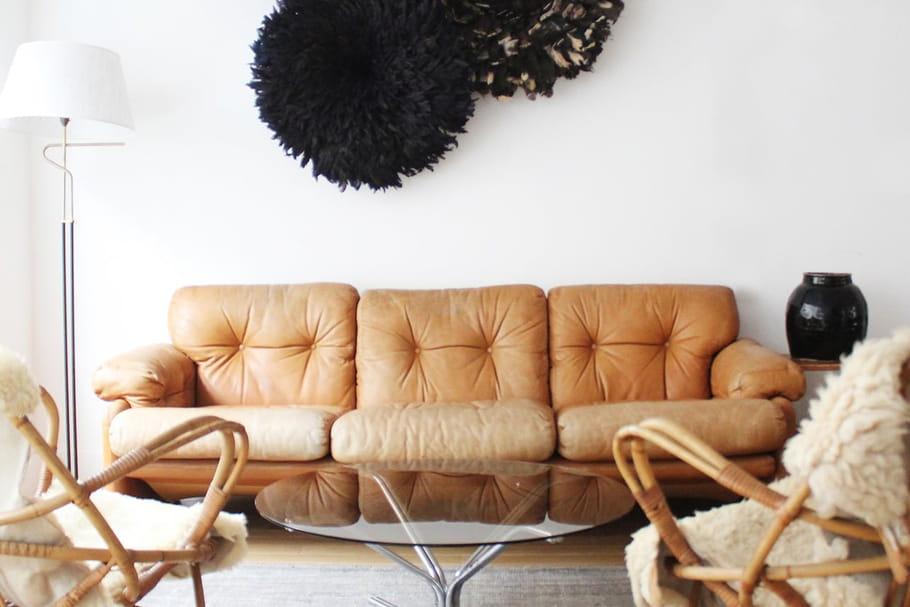 selency pose ses valises au bhv marais cet hiver. Black Bedroom Furniture Sets. Home Design Ideas
