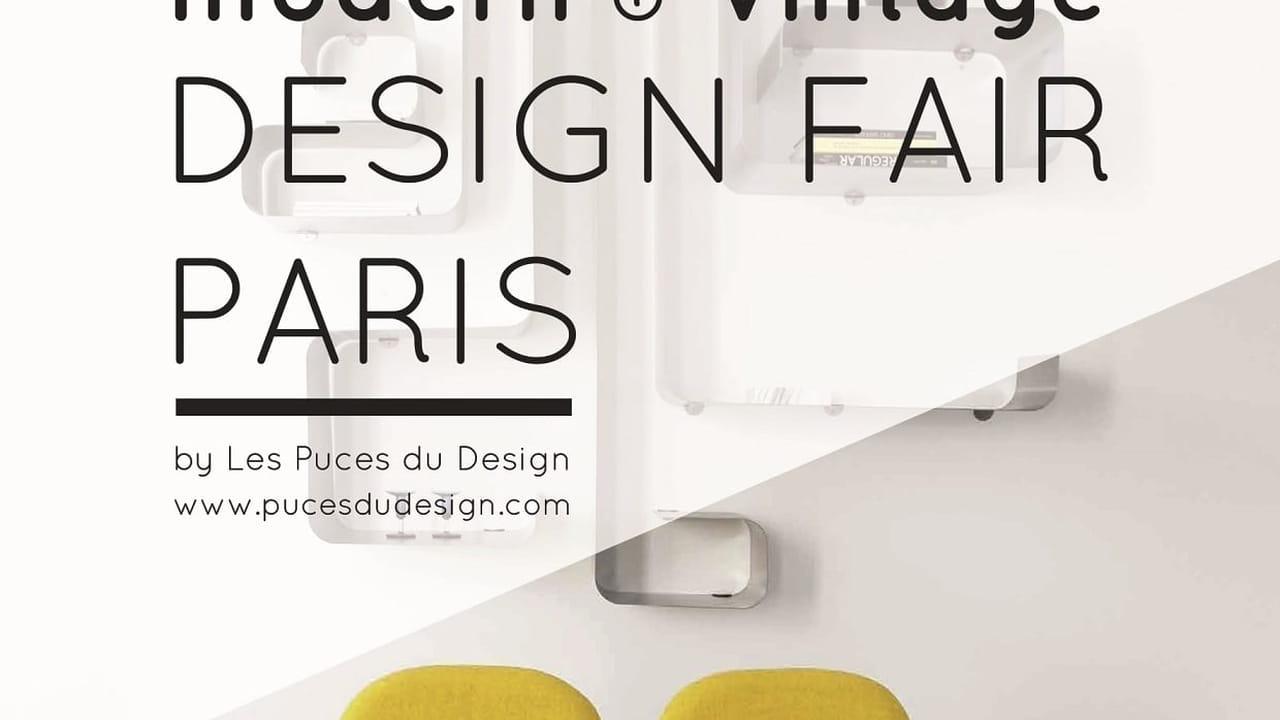 Nom ParisLe Design Fair Nouveau Du Des Puces 80wOXnPk