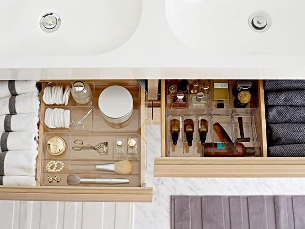 Rangement salle de bains IKEA