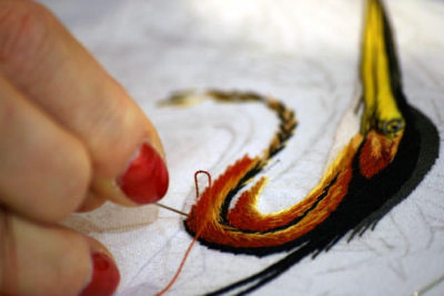 Salon l 39 aiguille en f te la passion du fil - Salon du fil et de l aiguille ...