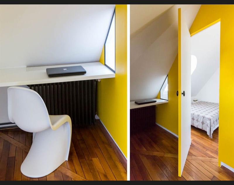 Un bureau minimaliste