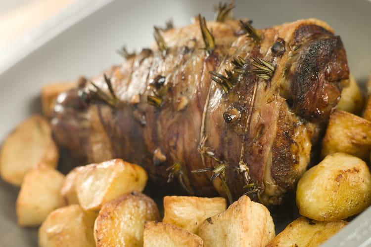 Gigot d'agneau de 7 heures (cuisson lente)