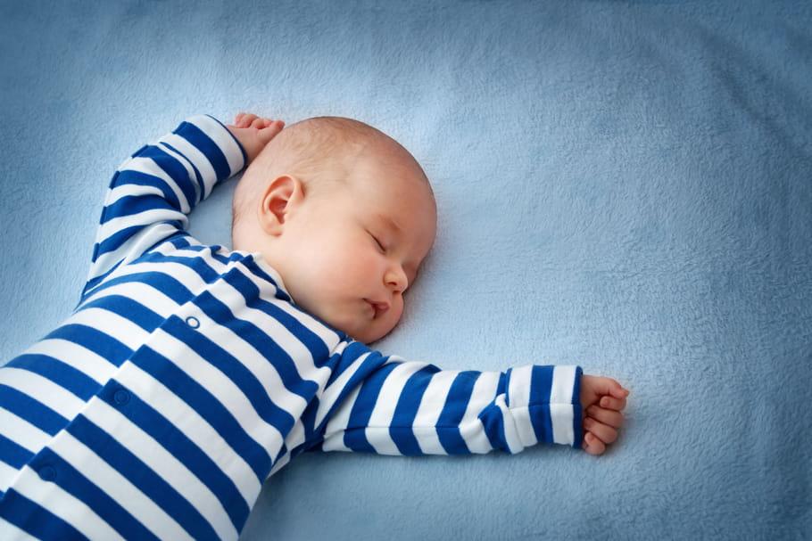 Le bébé de 3 mois