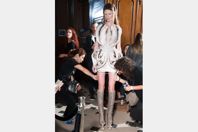 Iris Van Herpen (Backstage) - photo 18