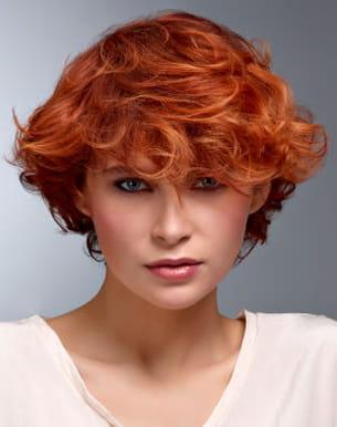 coloration 2013 cheveux roux cuivr - Coloration Roux Cuivr