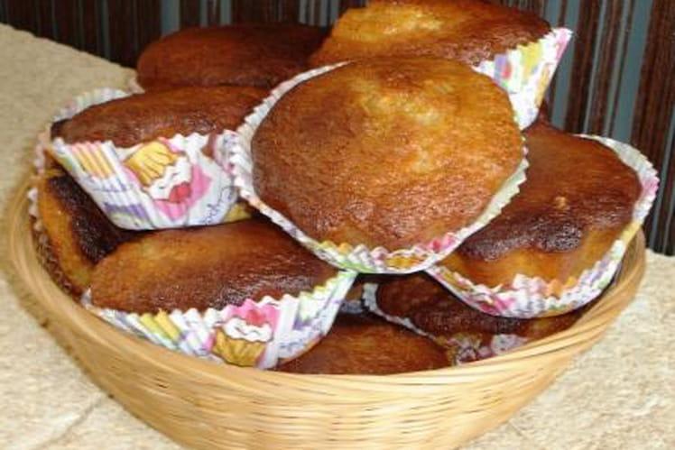 Muffins noix, figues et miel