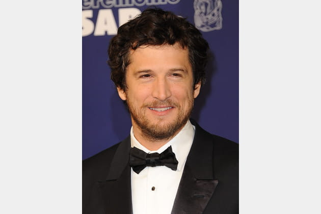 Guillaume Canet avec une barbe