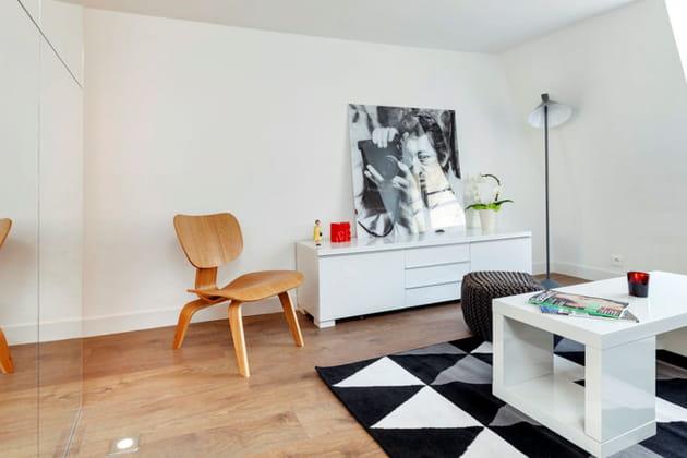 Des meubles simples et élégants