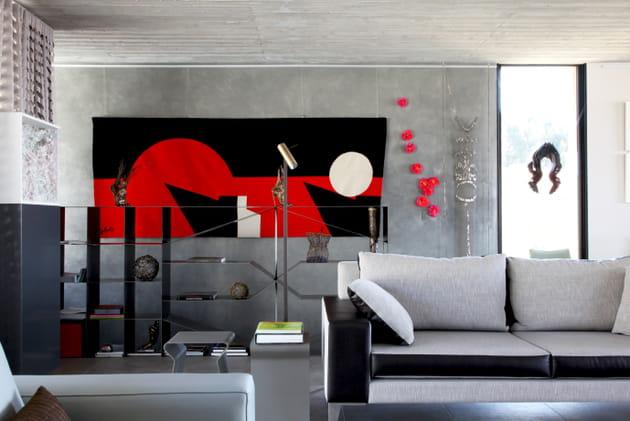 Un salon design
