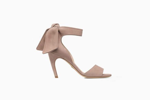 Sandales épurées de Christian Dior