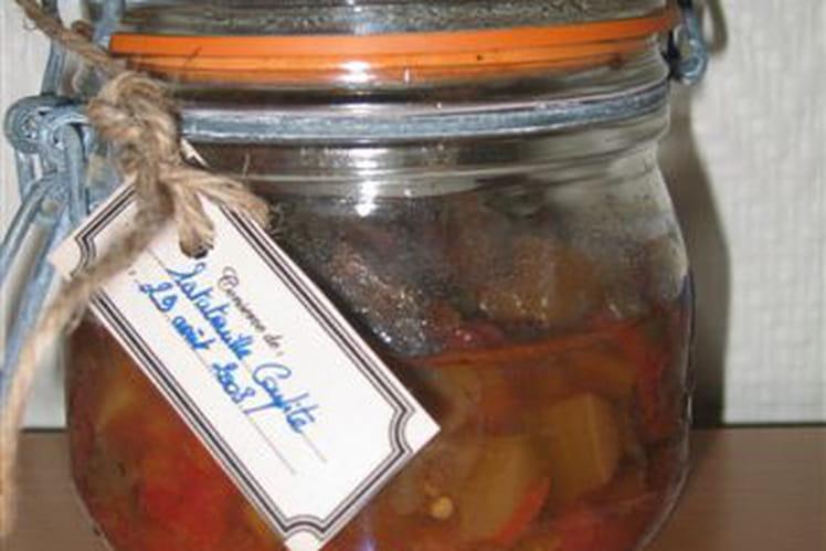 Ratatouille confite à l'ancienne