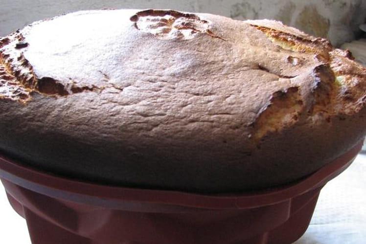 Gâteau éponge à la banane