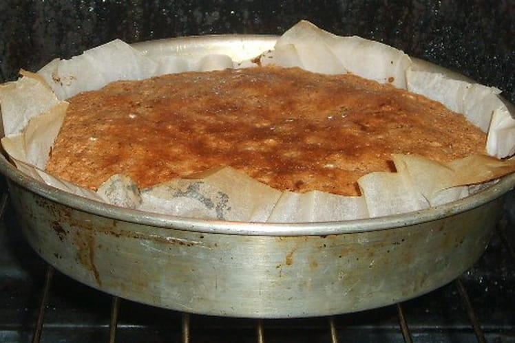 Gâteau aux noix tout simple