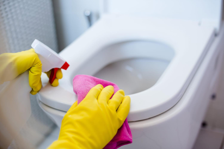 Comment faire un nettoyant WC maison?