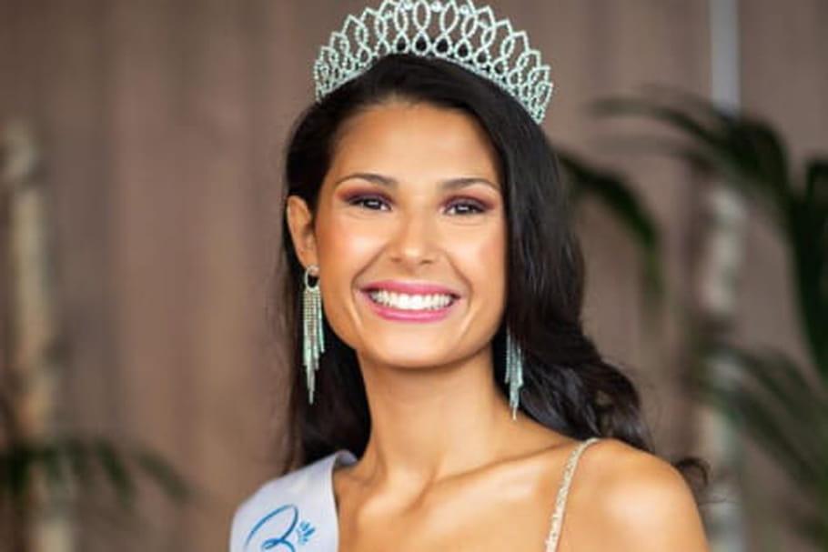 Qui est Leïla Veslard, une artiste élue Miss Aquitaine 2020? [PHOTOS]
