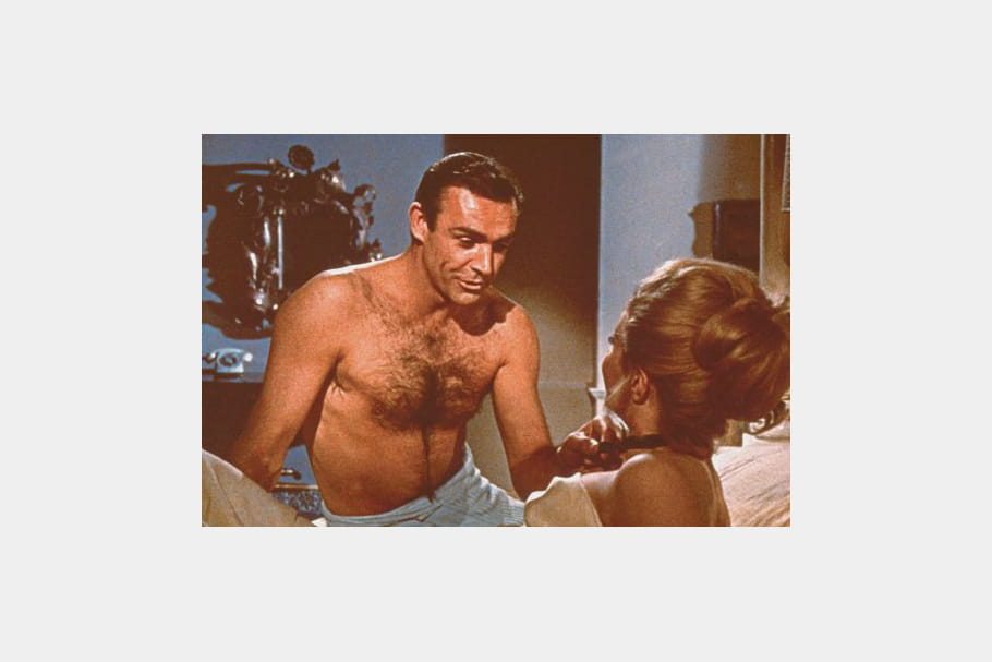 Sean Connery, 00 sexy
