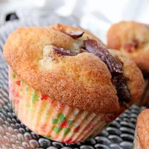 muffins aux dattes et à l'huile d'argan