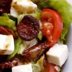 salade méditéranéenne