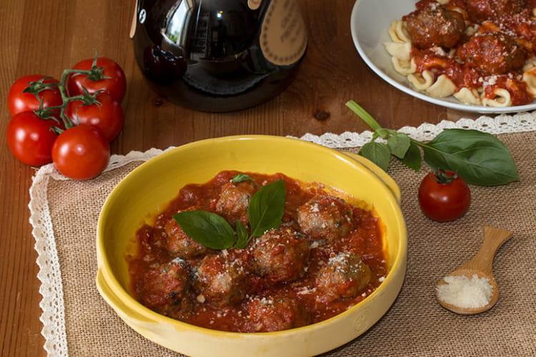 Polpete, boulettes de viande à l'italienne