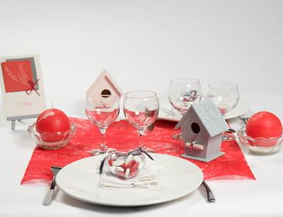 une table de mariage campagne chic !
