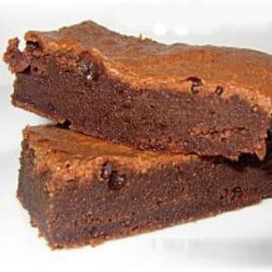 brownies à la crème de marrons
