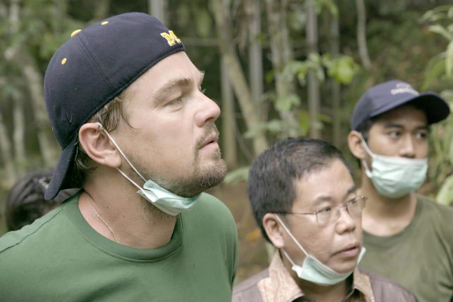 Leonardo DiCaprio peut-il sauver le monde?