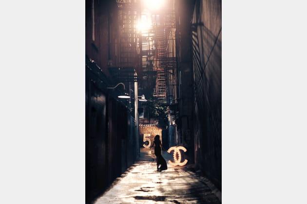 Gisèle Bündchen dans les rues de New York