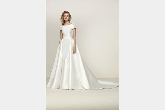 Robe de mariée Drasila de Pronovias