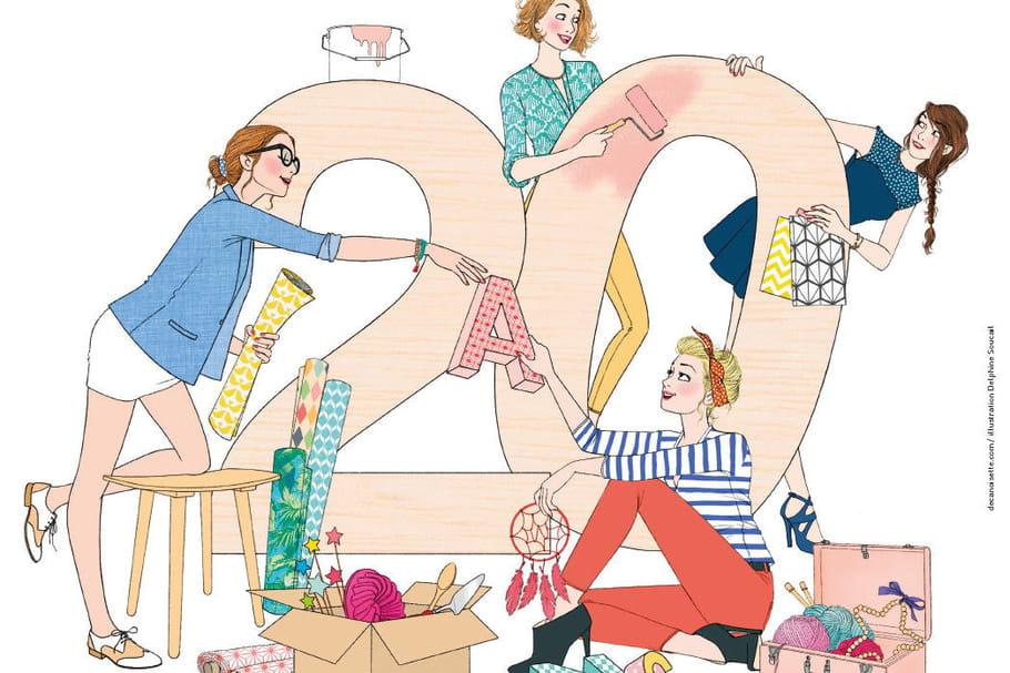 Créations & savoir-faire fête ses 20ans