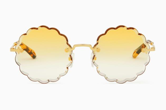 """Lunettes de soleil """"Rosie Petite"""" de Chloé"""