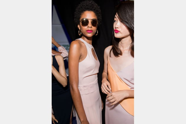 Cushnie Et Ochs (Backstage) - photo 12