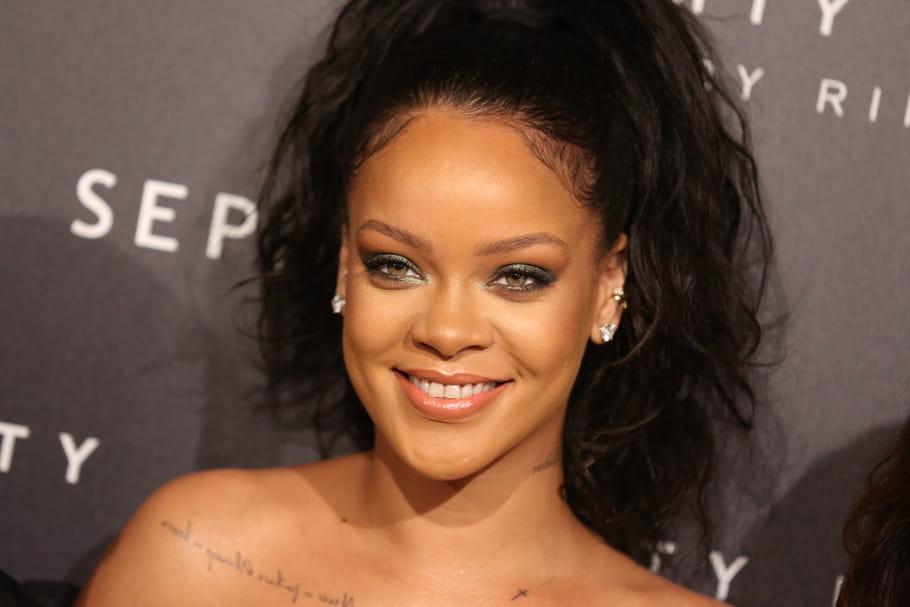 Rihanna lance son tout premier mascara Fenty Beauty