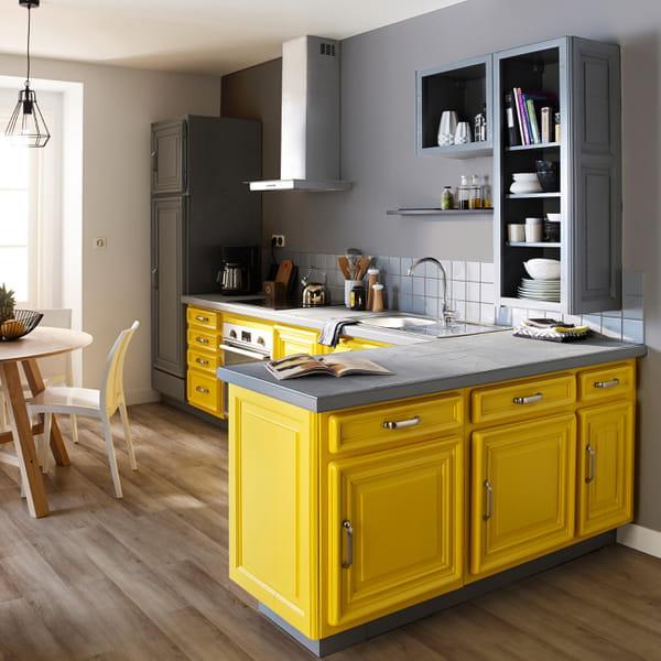 Idées Pas Chères Pour Relooker Sa Cuisine - Canapé 3 places pour relooking de cuisine