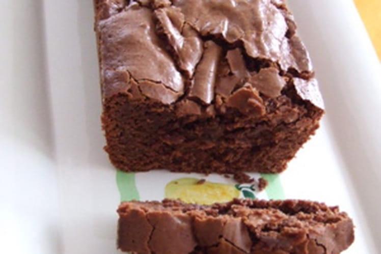 Cake fondant au chocolat