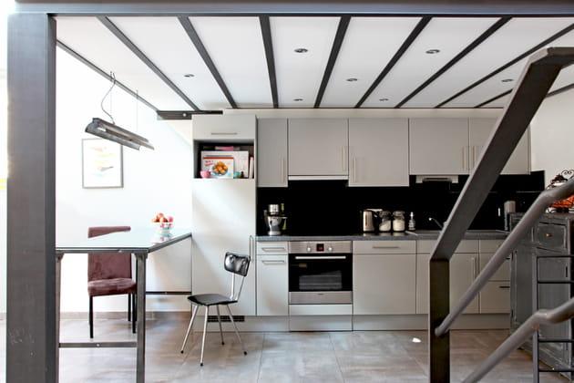 Un espace cuisine convivial