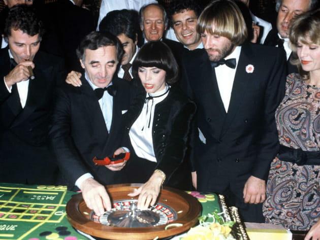 Charles Aznavour et les stars