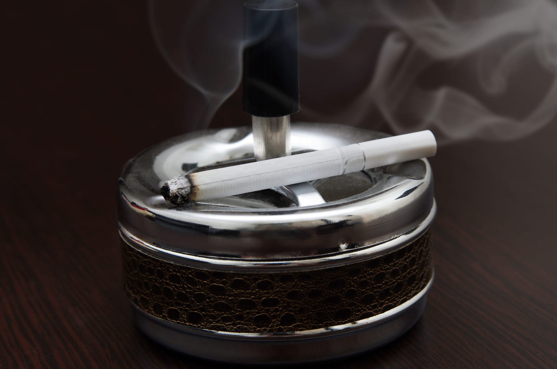 Odeur de cigarette: comment l'enlever?