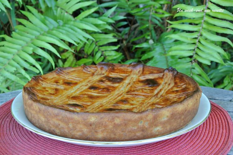 Gâteau patate réunionnais