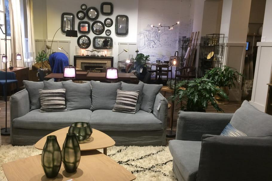 am pm les photos de la nouvelle boutique parisienne. Black Bedroom Furniture Sets. Home Design Ideas