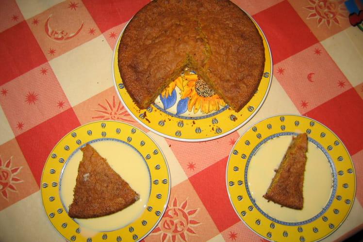 Carrot cake tout simple