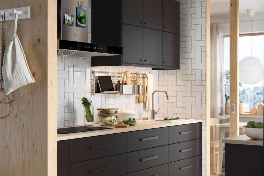 Cuisine Ikea: conseils et nouveautés meubles, îlot, crédence...