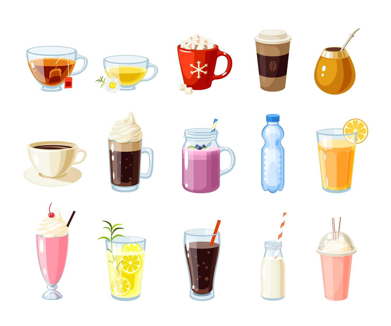 Tout sur les boissons: les choisir, les conserver, les cuisiner...