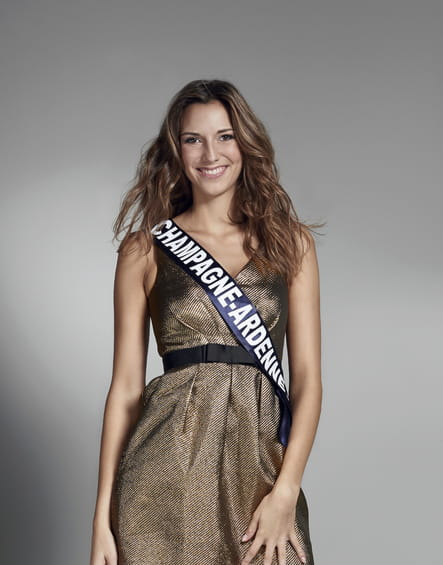 Miss Champagne-Ardennes - Charlotte Patat