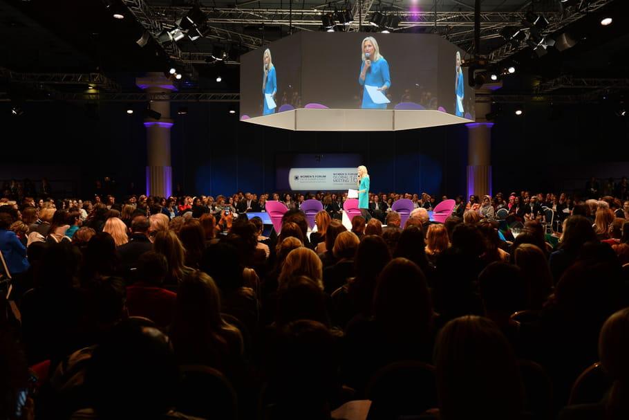 Women's forum 2016: demandez le programme!