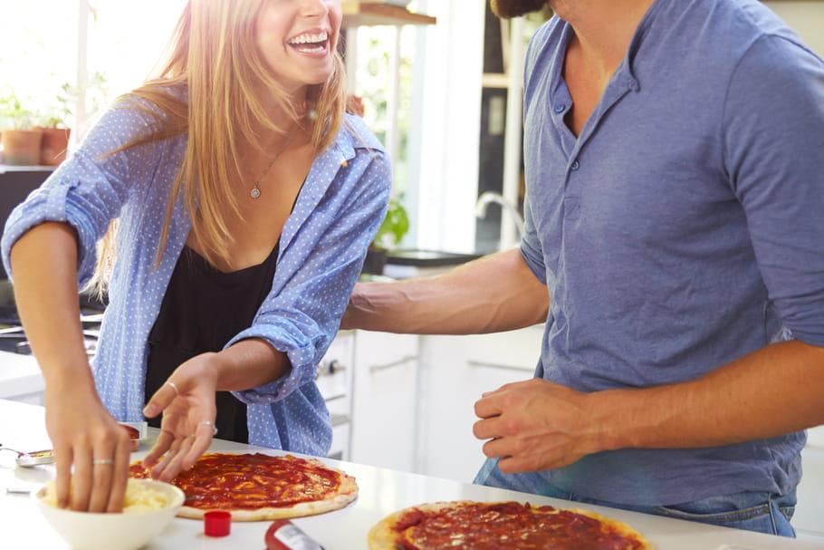 Pour être heureux (en couple), mangez à deux!