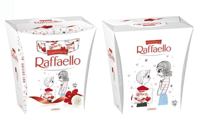 L'édition limitée signée Adolie Day de Raffaello