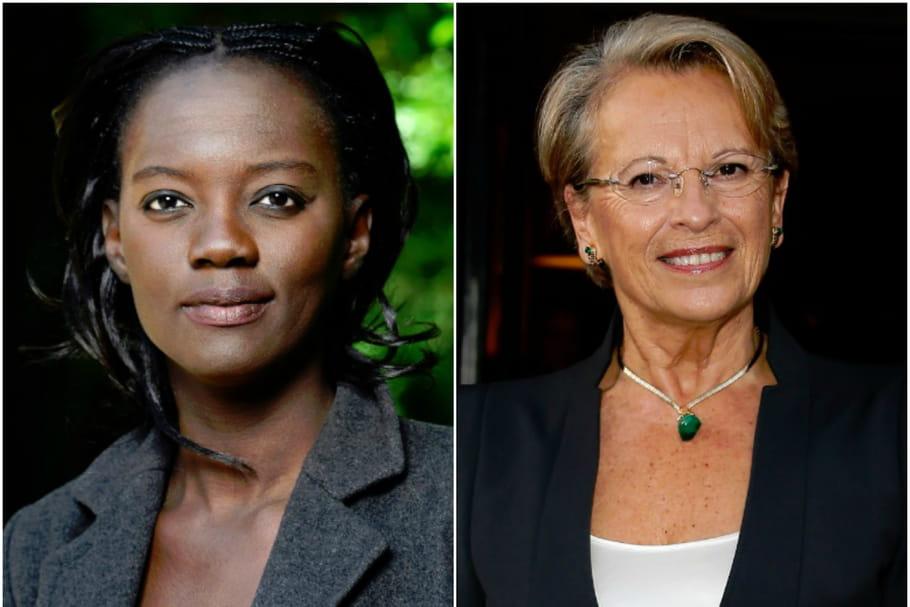 Rama Yade et Michèle Alliot-Marie, candidates fantômes de la présidentielle