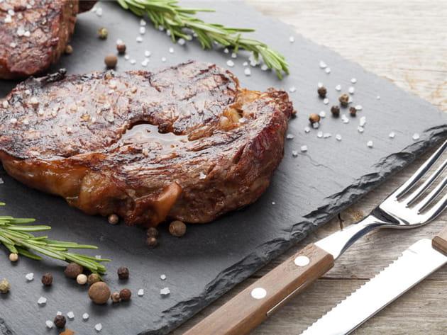 De la viande rouge pour le fer: oui